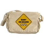 Maternity Ward Messenger Bag