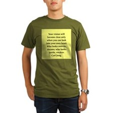 Carl Jung quotes T-Shirt