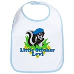 Little Stinker Levi Bib