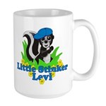 Little Stinker Levi Large Mug