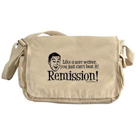 Remission Messenger Bag