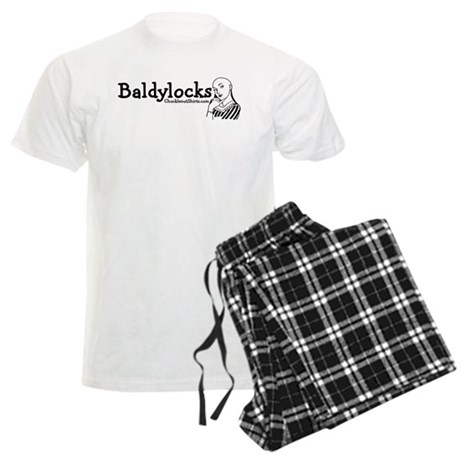 Baldylocks Men's Light Pajamas