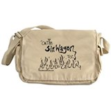 Sin Wagon Messenger Bag