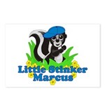 Little Stinker Marcus Postcards (Package of 8)