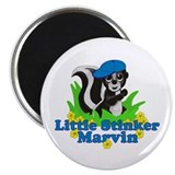 Little Stinker Marvin Magnet
