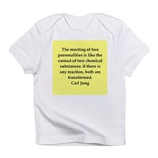Carl Jung quotes Infant T-Shirt