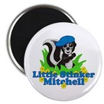 Little Stinker Mitchell Magnet