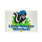 Little Stinker Mitchell Rectangle Magnet (100 pack