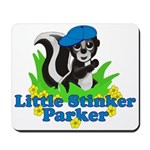 Little Stinker Parker Mousepad