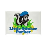 Little Stinker Parker Rectangle Magnet (10 pack)