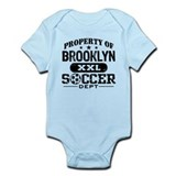 Brooklyn Soccer Onesie