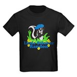 Little Stinker Randon Kids Dark T-Shirt
