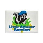 Little Stinker Randon Rectangle Magnet
