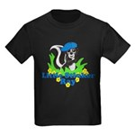 Little Stinker Ray Kids Dark T-Shirt