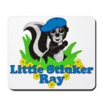 Little Stinker Ray Mousepad
