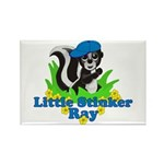 Little Stinker Ray Rectangle Magnet (10 pack)