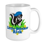 Little Stinker Rick Large Mug