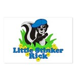 Little Stinker Rick Postcards (Package of 8)