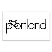 Bike Portland Decal