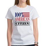 100% American Citizen Tee