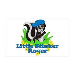 Little Stinker Roger 38.5 x 24.5 Wall Peel