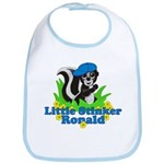 Little Stinker Ronald Bib
