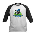 Little Stinker Ronald Kids Baseball Jersey