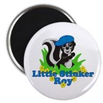 Little Stinker Roy Magnet