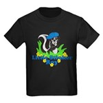 Little Stinker Roy Kids Dark T-Shirt