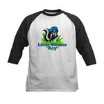 Little Stinker Roy Kids Baseball Jersey