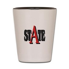 A State Shot Glass
