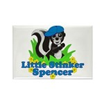 Little Stinker Spencer Rectangle Magnet (10 pack)