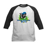 Little Stinker Steve Kids Baseball Jersey