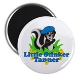 Little Stinker Tanner Magnet