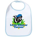 Little Stinker Tanner Bib