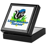 Little Stinker Tanner Keepsake Box