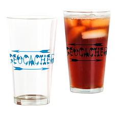Geocacher Drinking Glass
