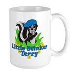 Little Stinker Terry Large Mug