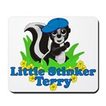 Little Stinker Terry Mousepad