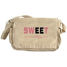 Pink Sweet EE Messenger Bag