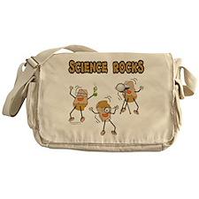 Science Rocks Messenger Bag