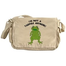 Big Frog Messenger Bag