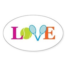 """Love"" Decal"