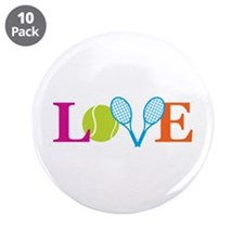 """Love"" 3.5"" Button (10 pack)"
