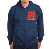 Unsub Hunter Criminal Minds Zip Hoodie