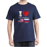 USA-RUSSIA T-Shirt