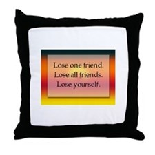 Cute Tgif Throw Pillow
