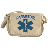 Funny Paramedic Messenger Bag
