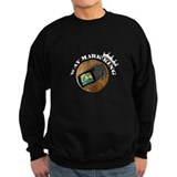 Waymarking King Sweatshirt