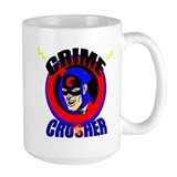 CRIME CRUSHER Mug